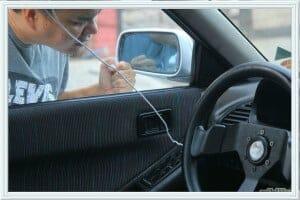 locked keys in car San Antonio