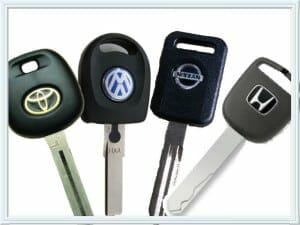 replacement car key San Antonio