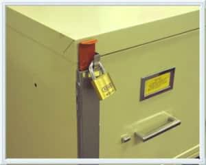 locking cabinet San Antonio