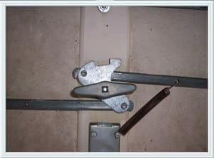 garage door lock San Antonio