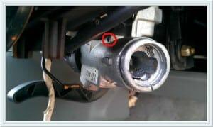 jammed ignition San Antonio