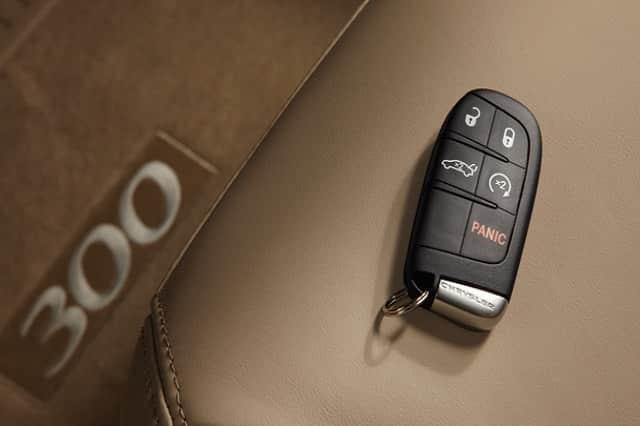 Chrysler Car Key Replacement Service San Antonio TX