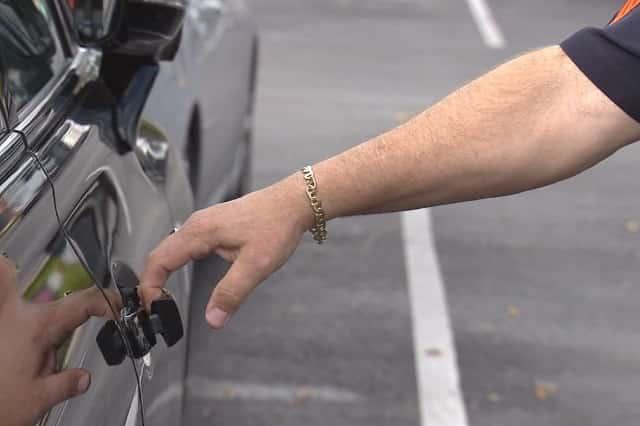 Car Door Unlock Service in San Antonio TX